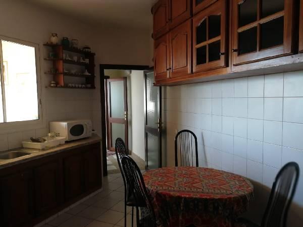 Appartement meublé à louer Riad Rabat