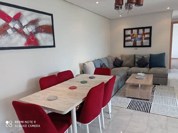 Appartement à louer Rabat, Prestigia.
