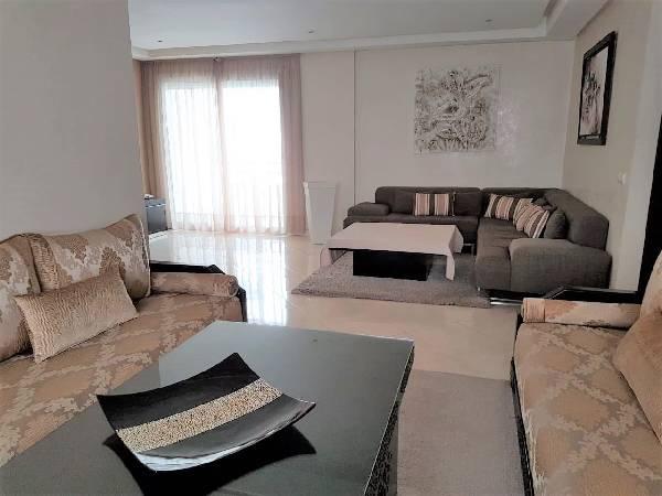 Offre similaire : Appartement neuf meublé à louer.