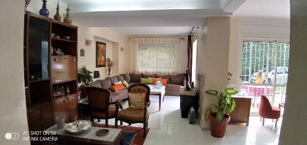 Villa à vendre à Rabat Agdal.