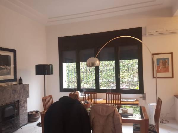 Maison à louer à Hassan, Rabat.
