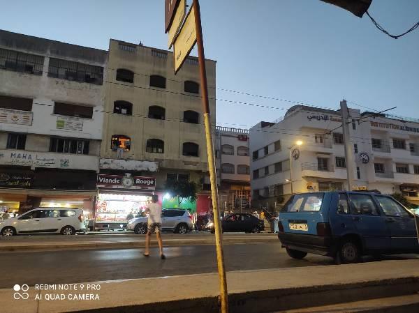 Appartement à usage professionnel à louer à Cité Yakoube Al Mansour à Rabat.