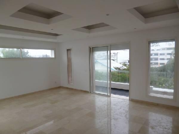 Rabat Agdal location étage de villa