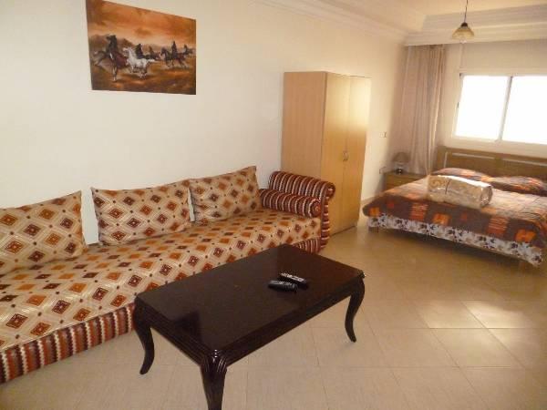Rabat Agdal Location studio meublé