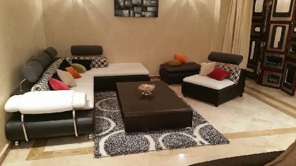 Rabat Hassan Location appartement meublé