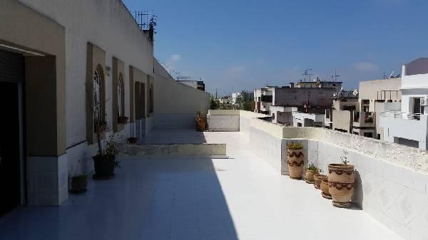 Rabat Agdal  Location appartement meublé 200 m²